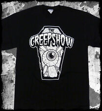 Creepshow - Coffin eyeball t-shirt - Official - FAST SHIP
