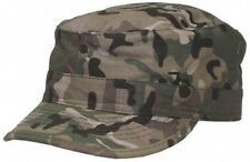 New Mens Army style ACU Baseball Cap 100% RIPSTOP Cotton OPERATION CAMO -
