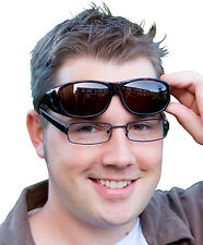 Opticaid Polarised Over Glasses to Wear Over Your Reading or Distance Glasses