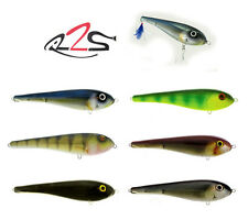 "RIVER2SEA LARRY DAHLBERG WIDE GLIDE 200 SUB-SURFACE 7 7/8"" various colors"