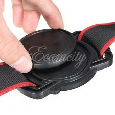 Camera Lens Cap Holder Cover Anti Lost Buckle Safety Keeper for Canon Sony Nikon