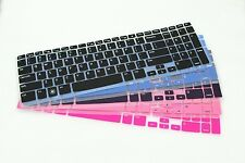 Keyboard Skin Cover For DELL Inspiron 15R-5521 15- 3521 (with numeric keypad)