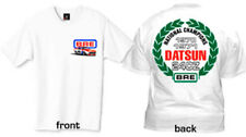 BRE Datsun 240Z Championship Wreath t-shirt sold by Peter Brock BRE