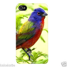 Birds A iphone 4 4s hard back case cover for i phone Parrot Finch Penguin