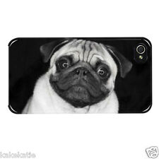 Dogs puppy i phone 5 5s white hard back case skins cover for i phone 5 5s