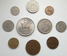Birthday COINS Year Sets 1953 to 1967 : FREE UK POST