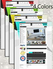 Professional HTML eBay listing template Auction Template Totally New Design