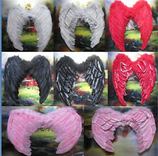 Pretty! Variety of color angel feather wings 45x35 cm / 18x14 Inch Free Shipping