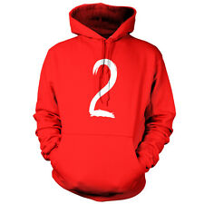 Paint Brush 2  - Unisex Hoodie - 9 Colours - Funny - 2nd Birthday Present - Gift