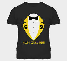 Million Dollar Man Ted DiBiase Suit Million Dollar Dream Wresting 80's T Shirt
