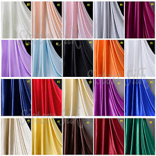 """1 Meter 19MM 100% Pure Silk Charmeuse Satin Fabric Clothing Sewing 45"""" Wide"""