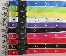 Air Michael Jordan NIKE Jumpman Lanyard, keychain Strap Cell phone FREE SHIPPING