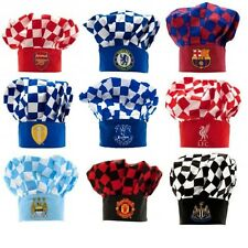 Football Club Official Chefs Hat Kitchen - Brand New