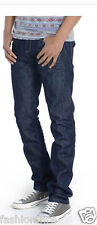 Mens Boys Designers Conspiracy Skinny Fit Jeans Denim Chinos All Sizes
