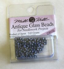 Mill Hill Antique Glass Seed Beads 2.63 Grams/pkg Various Colors