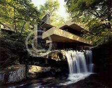FALLINGWATER FALLING WATER FRANK LLOYD WRIGHT PHOTO Largest Sizes