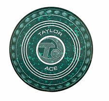Taylor Ace Coloured Level Green Bowls (Set Of 4) - 131C