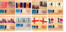 FUNKY DESIGNER OYSTER CARD COVERS/Bus Pass Oyster Card Travel Wallet Holder CASE