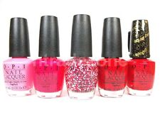 OPI Nail Polish Lacquer Couture de Minnie Collection 2013 VARIETY M55-M59