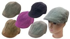 Kids IVY Newsboy Duckbill Cabbie Children Boy Girl Corduroy Fabric Ivy Hat Cap
