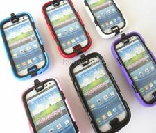Survivor Military Heavy Duty Shock Proof Tough Rugged Case for Samsung Galaxy S3