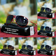 DG Eyewear Designer Fashion Aviator Sunglasses Classic Shades Women's Men's New