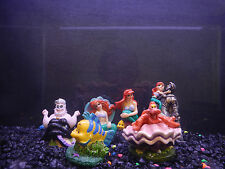 THE LITTLE MERMAID MINI AQUARIUM ORNAMENTS