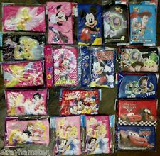 Disney LANYARD Fast Pass Coin Wallet Key Chain ID Holder 20 Styles YOUR CHOICE!
