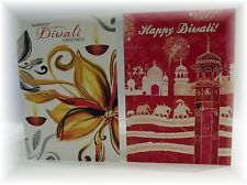 DIWALI GREETINGS CARD -  HAPPY DIWALI GREETINGS CARD - QUALITY CARDS