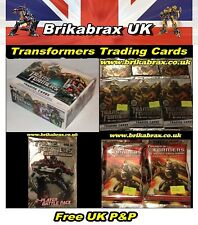 Transformers Trading Cards : 3D Battles : Energon Wars : Optimun Collection