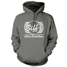 Biffs Auto Detailing - Unisex Hoodie / Hooded Top - Funny - BTTF - 9 Colours