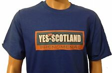 YES SCOTLAND, 2014, Funny Independence Scotland Iron Brew Parody T Shirt
