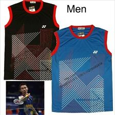 2013 Malaysia National Team badminton jerseys Men Sleeveless Badminton T-shirt