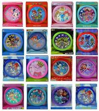"Disney Frozen Collection 10"" Quartz Wall Mount Clock Childrens Room Decor"