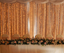 480 LED  Curtain Lights  (2.25M * 3M)Christmas & Wedding Decorations