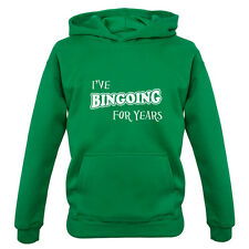 I've Bingoing For Years - Kids / Childrens Hoodie - Bingo - House - 7 Colours