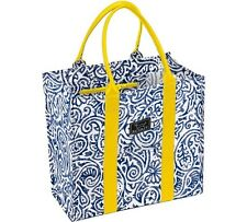 Scout by Bungalow Totes-Ma-Goat  Tote Bag  Honey Blue, Inked , Leave it Weaver