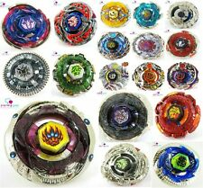Lot 60 Style Beyblade Single Metal Battle Top 4D System ZERO G Launcher Grip New
