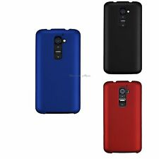LG Optimus G2 for AT&T T-Mobile D800 D801 Rubberized Snap On Case Cover Ma