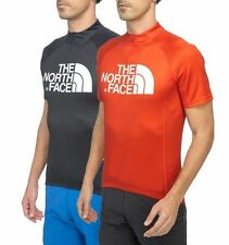 Northface Men Trail King Logo Short Sleeve Cycling Bike Top Jersey 2013