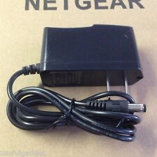AC DC 12V Wall Power Supply Adapter for Netgear Network Router and Switch