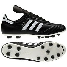 Adidas COPA MUNDIAL LEATHER FG Men's 015110 Black/White Soccer Cleats