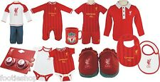 Liverpool FC Baby / Babies Clothing & Shoes New & Official Licensed Merchandise