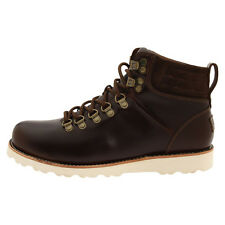 UGG AUSTRALIA Men's Capulin  stout Waterproof Leather Boots 3238