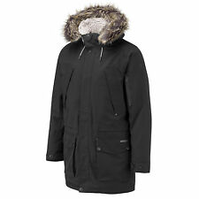 CRAGHOPPERS MENS PARKA KNEE LENGTH LONG WINTER COAT JACKET MENS OVERCOAT MAYMAN