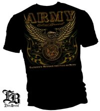Elite Breed Army Tshirt Sacrifice Beyond The Call Of Duty Soldier Military FOIL