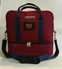 Stevens Macro Bowls Bag (Black/Navy/Green/Maroon) For Crown Green/Short Mat