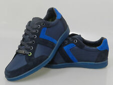 Hugo Boss Men's Sneakers Oshea Main Road Open Blue 50247582-460