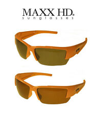 MAXX POLARIZED STEALTH HUNTING SUNGLASSES MICROFIBER BAG INCLUDED various models