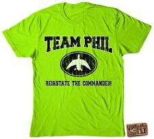 TEAM PHIL ROBERTSON TEE reinstate the COMMANDER!